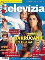 Eurotelevízia Magazine [Slovakia] (10 March 2018)