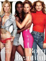 W Magazine [United States] (3 November 2014)