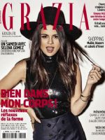 Grazia Magazine [France] (9 October 2015)