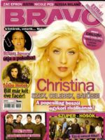 Bravo Magazine [Hungary] (14 March 2007)