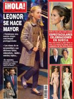 Hola! Magazine [Spain] (11 May 2016)
