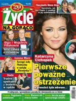 Zycie na goraco Magazine [Poland] (24 April 2014)