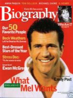 Biography Magazine [United States] (December 2000)