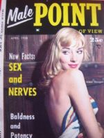 Male Point Magazine [United States] (April 1958)