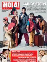 Hola! Magazine [Peru] (29 July 2015)