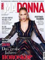 Madonna Magazine [Austria] (7 December 2018)