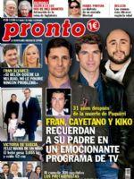 Pronto Magazine [Spain] (12 March 2016)