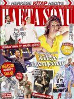 Haftasonu Magazine [Turkey] (7 September 2016)