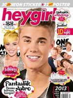 Hey Girl Magazine [Turkey] (December 2012)