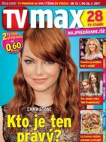 TV Max Magazine [Slovakia] (13 January 2017)
