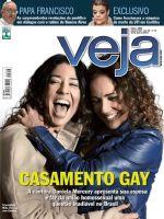 Veja Magazine [Brazil] (10 April 2013)