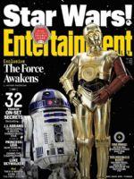 Entertainment Weekly Magazine [United States] (24 November 2015)