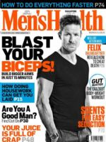 Men's Health Magazine [Singapore] (April 2015)