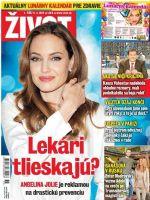 Zivot Magazine [Slovakia] (11 April 2015)