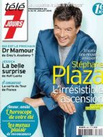Télé 7 Jours Magazine [France] (4 July 2015)