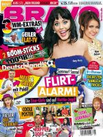 Bravo Magazine [Germany] (11 June 2014)