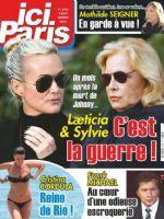 Ici Paris Magazine [France] (3 January 2018)