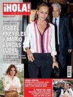 Hola! Magazine [Peru] (17 June 2015)