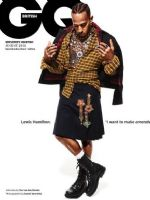 GQ Magazine [United Kingdom] (August 2018)