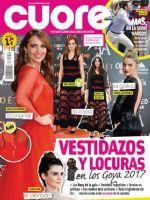 Cuore Magazine [Spain] (8 February 2017)