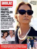 Hola! Magazine [Spain] (22 October 2014)