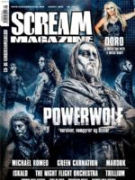 Scream Magazine [Norway] (August 2018)