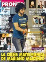 Pronto Magazine [Argentina] (2 September 2014)