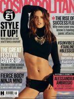 Cosmopolitan Magazine [United Kingdom] (August 2016)