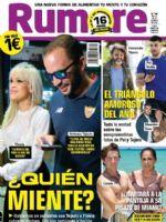 Rumore Magazine [Spain] (13 May 2019)