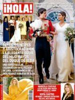 Hola! Magazine [Mexico] (18 October 2018)