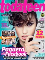 Toda Teen Magazine [Brazil] (2 May 2013)