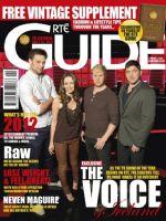 TV Guide Magazine [England] (7 January 2012)