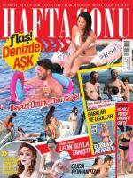 Haftasonu Magazine [Turkey] (12 August 2015)