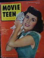 Movie Teen Magazine [United States] (June 1950)
