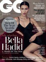 GQ Magazine [United Kingdom] (October 2016)