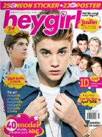 Hey Girl Magazine [Turkey] (October 2012)