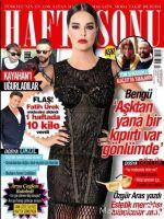 Haftasonu Magazine [Turkey] (8 April 2015)