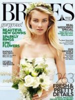 Brides Magazine [United States] (January 2015)