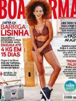 Boa Forma Magazine [Brazil] (February 2016)