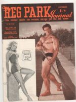 The Reg Park Journal Magazine [United Kingdom] (September 1954)