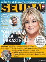 Seura Magazine [Finland] (2 September 2010)