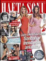 Haftasonu Magazine [Turkey] (21 September 2016)