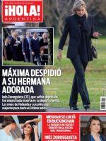 Hola! Magazine [Argentina] (12 June 2018)