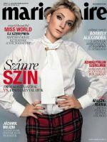 Marie Claire Magazine [Hungary] (January 2018)