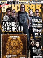 Big Cheese Magazine [United Kingdom] (December 2013)