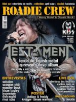 Roadie Crew Magazine [Brazil] (October 2016)