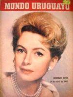 Mundo Uruguayo Magazine [Uruguay] (29 April 1964)