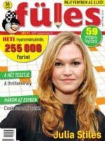 Fules Magazine [Hungary] (19 September 2017)