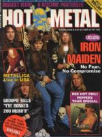 Hot Metal Magazine [Australia] (May 1992)