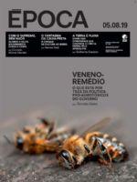 Epoca Magazine [Brazil] (5 August 2019)